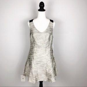 NWT Adelyn Rae Tweed Fit & Flare Dress